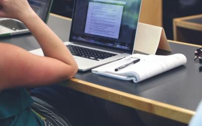Online-Schriftdolmetschen in der Berufsschule
