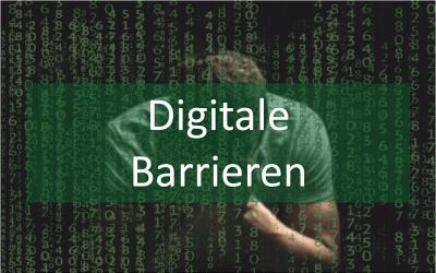 Digitale Barrieren